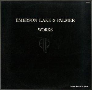 エマーソン・レイク&パーマー - elp四部作 - P-6311-2A