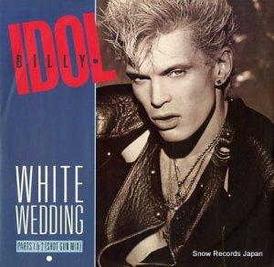 ビリー・アイドル - white wedding - IDOLX5