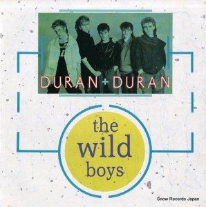 デュラン・デュラン - the wild boys - 12DURAN3