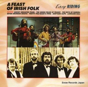 V/A - easy riding - a feast of irish folk - KNLP11009