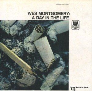 ウェス・モンゴメリー - ア・デイ・イン・ザ・ライフ - AMP-7032
