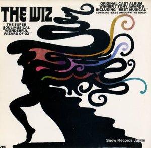 オリジナル・キャスト・アルバム - the wiz - SD18137