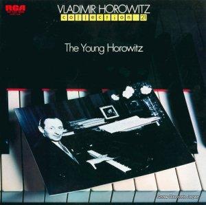 ウラディミール・ホロヴィッツ - ヤング・ホロヴィッツ/ホロヴィッツ・コレクション21 - RVC-1521