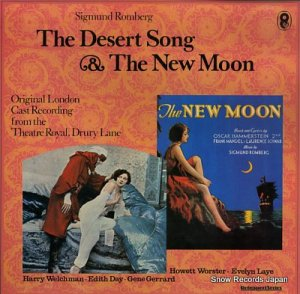 オリジナル・ロンドン・キャスト - the desert song & the new moon - SH254