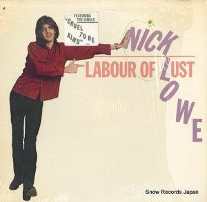 ニック・ロウ - labour of lust - JC36087