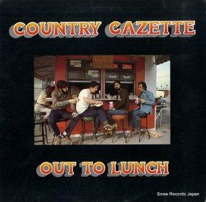 カントリー・ガゼット - out of lunch - FF027