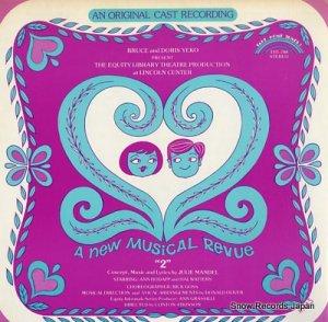 オリジナル・キャスト・レコーディング - a new musical revue 2 - THT-788