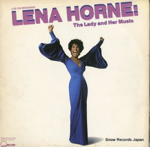 クインシー・ジョーンズ - lena horne : the lady and her music - 2QW3597