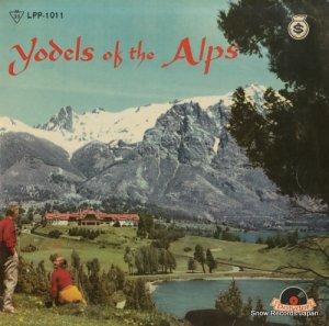 V/A - アルプスのヨーデル - LPP-1011