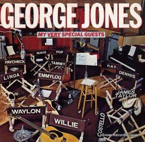 ジョージ・ジョーンズ - my very special guests - JE35544