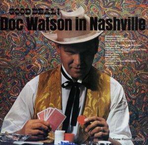 ドック・ワトソン - ドック・ワトソン・イン・ナッシュヴィル - LAX6031