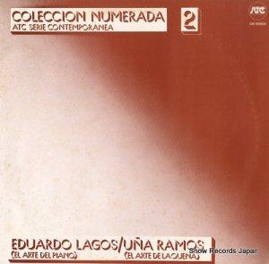 エドゥアルド・ラゴス/ウニャ・ラモス - coleccion numerada atc serie contemporanea 2 - CN18004