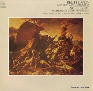 ロリン・マゼール - ベートーヴェン:交響曲第5番「運命」 - FCCA723