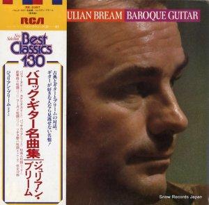 ジュリアン・ブリーム - バロック・ギター名曲集 - RX-2387