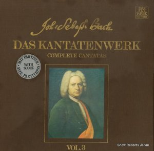 ニコラウス・アーノンクール - bach; das kantatenwerk complete cantatas vol.3 - 6.35029