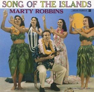マーティ・ロビンス - song of the islands - BFX15130 / LSP15500