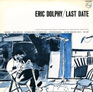 エリック・ドルフィー - ラスト・デイト - EVER-1018
