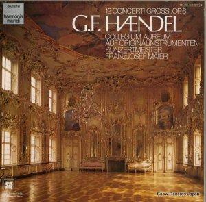 フランツヨゼフ・マイアー - haendel; 12 concerti grossi, op.6 - 1C153-99645/47