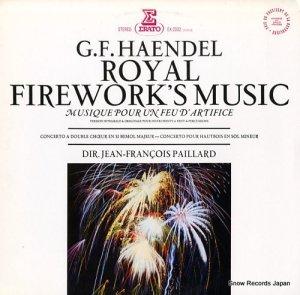 ジャン=フランソワ・パイヤール - ヘンデル:組曲「王宮の花火の音楽」 - EX-2332