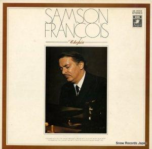 サンソン・フランソワ - フランソワ・ショパン珠玉集 - AA-8052