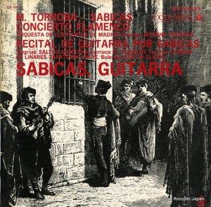 モレノ・トロバ/サビーカス - フラメンコ協奏曲/サビーカス・ギター・リサイタル - OS-417-H