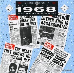 V/A - a series 25 years of rock 'n' roll 1968 - YRNRLP68