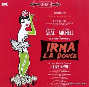 オリジナル・ブロードウェイ・キャスト - irma la douce - AOS2029