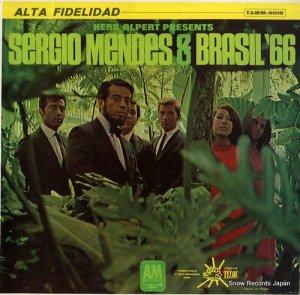 セルジオ・メンデス&ブラジル'66 - sergio mendes & brasil '66 - TAMM-9016