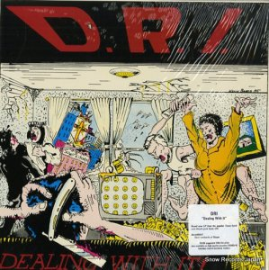D.R.I. - dealing with it! - 72069-1