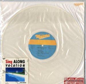 大滝詠一 - sing along vacation - 25AH1290