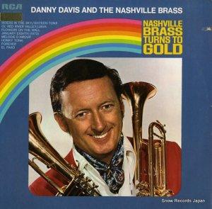 ダニー・デイヴィス&ナッシュビル・ブラス - nashville brass turns to gold - LSP-4627