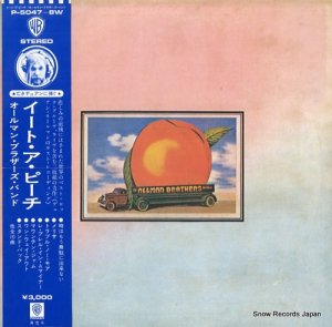 オールマン・ブラザーズ・バンド - イート・ア・ピーチ - P-5047-8W