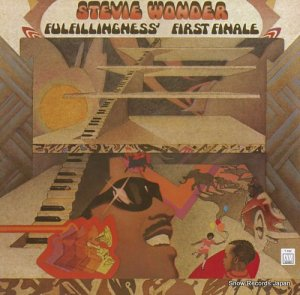 スティービー・ワンダー - fulfillingness' first finale - T332