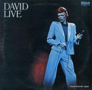 デビッド・ボウイ - デビッド・ボウイ・ライブ - RCA-9105-06