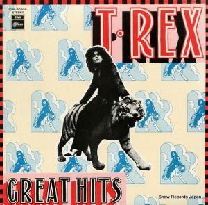 T.レックス - グレート・ヒッツ - EOP-80930