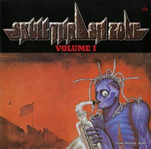 V/A - skull thrash zone volume 1 - VIH-28284
