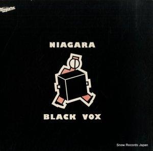ナイアガラ - niagara black vox - 98AH1701-5