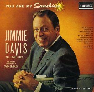 ジミー・デイヴィス - you are my sunshine - HAT3121