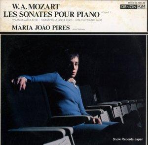 マリア・ジュアオ・ピリス - モーツァルト:ピアノ・ソナタ - OX-7057-ND
