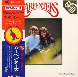 カーペンターズ - gem of carpenters - GEM15-16