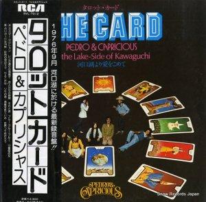 ペドロ&カプリシャス - タロット・カード - RVL-7012