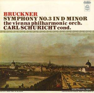 カール・シューリヒト - ブルックナー:交響曲第3番ニ短調(1889年版) - AA.8057