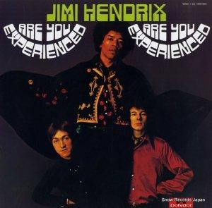 ジミ・ヘンドリックス - アー・ユー・エクスペリアンスト - 18MM0603