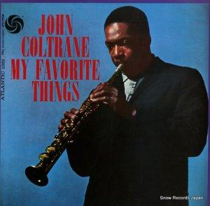 ジョン・コルトレーン - my favorite things - SD-1361
