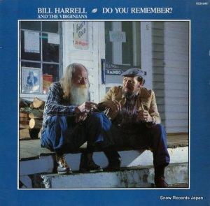 ビル・ハレル - do you remember? - REB-1640