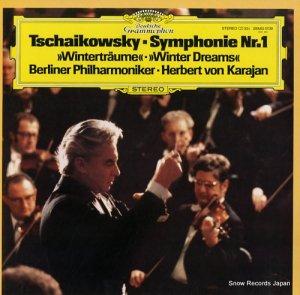 ヘルベルト・フォン・カラヤン - チャイコフスキー:交響曲第1番「冬の日の幻想」 - 28MG0139