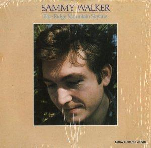 サミー・ウォーカー - blue ridge moutain skyline - BS3080