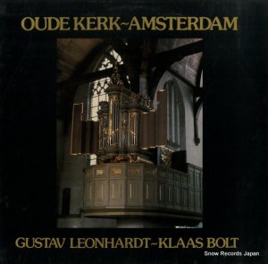 グスタフ・レオンハルト - oude kerk - amsterdam - 6814163