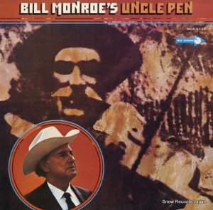 ビル・モンロー - アンクル・ペンの思い出 - MCA-5133