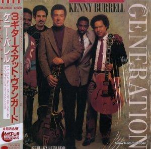 ケニー・バレル - 3ギターズ・アット・ヴァンガード - BNJ-91030